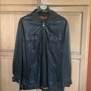 Wilson's Leather Jacket-Vintage
